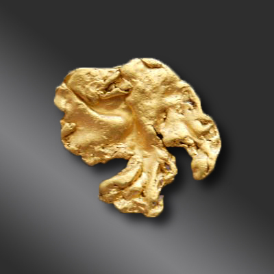 Gold Nugget GN1192